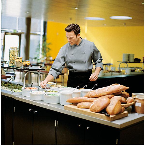 Nice Berufsbekleidung Küche Dancing Chef
